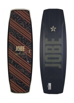 Jobe Conflict Flex Wkb Series Brown 2016