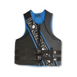 Liquid Force HINGE MENS CGA Black Blue 2016