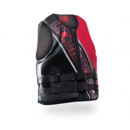 Liquid Force HINGE MENS CGA Black Red 2016
