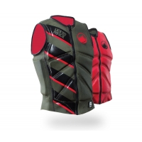 Liquid Force Z-CARDIGAN COMP Army Red 2016