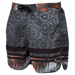 Billabong TRILOGY LAYBACK 16 BLACK 2016