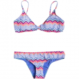 Roxy TRI/SCOOTER SET J SAYULITA SUNRISE CHAMBRAY 2015
