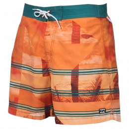 Billabong UTOPIA LAYBACK 16 ORANGE 2016