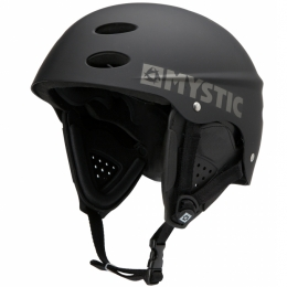Mystic Crown Helmet with Earpads BLACK