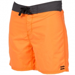 Billabong ALL DAY SHORTCUT 17 NEO ORANGE 2016
