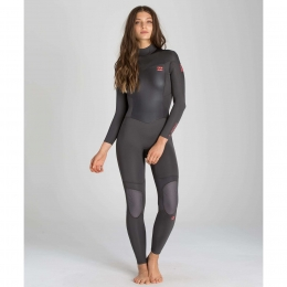 Billabong SYNERGY 3X2 BACK ZIP LONG SLEEVE FULL SUIT 2016